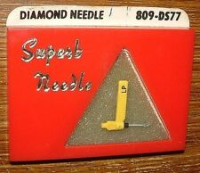 Diamond Phonograph NEEDLE 809-DS77 for Sonotone 21T 22TD N35T 43T 61 N690 595-DS