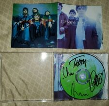 SIGNED - The Elms - Truth, Soul, Rock & Roll 2002 USA CD - AUTOGRAPH