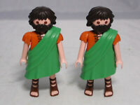 PLAYMOBIL 2 x Figur Noah Schmid Römer mit Toga aus 9373 #18
