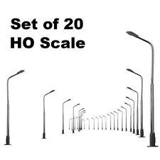 Zubehör aus Stahl für Spur 1 Modeleisenbahn