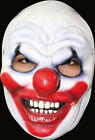Adulte Effrayant Joker Clown Latex Halloween Horreur Déguisement Masque Visage