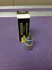 1 NOS Sylvania Canada 12au7A 12au7 Vacuum Tube TV7 Tested Guaranteed! NR!