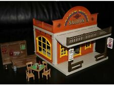 Playmobil 6280 Golden Nugget Western Saloon New Vintage Retired Discontinued