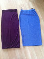 SKIRT SIZE 8 FROM TOPSHOP & FREE SKIRT.