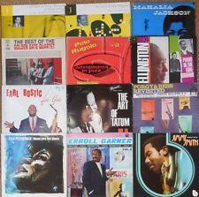 Lots de Disques vinyles 33 tours pour Jazz avec compilation