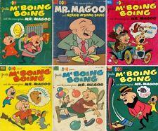 1952 - 1953 Gerald McBoing Boing Digital Comic Books - 6 eBooks on CD