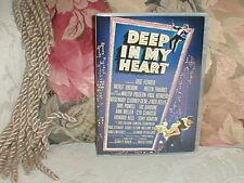 DEEP IN MY HEART Jane Powell Gene Kelly Howard Keel Cyd Charrise