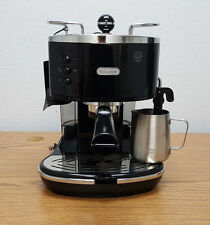 Delonghi ECO310BK 15 Bar Pump Espresso Cappuccino Latte Machine, Black