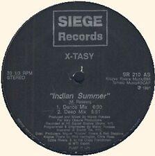 X-TASY - Indian Summer - 1991 - Siege - SR 210 - Usa