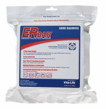 ER Emergency Ration 3600+ Calorie, 5-Year Emergency Food Bar for Survival Kits a