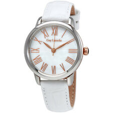 Guy Laroche Far East White Mother of Pearl Dial Ladies Watch L1010-04