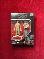 Star Wars Black Series Luke And Yoda Jedi Training