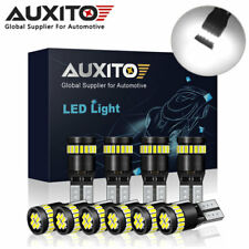 10x AUXITO T10 LED W5W 194 168 Canbus 24SMD Wedge Interior Parker Light Bulb 24V