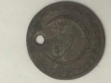 Turkey, Mahmud II, AH1223-1255 (1808-1839AD) 10 Para AH1223-see  description