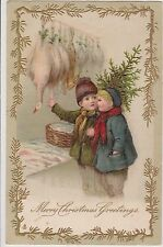 Raphael Tuck & Sons Collectable Christmas Greeting Postcards