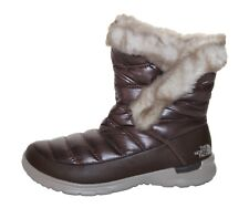 The North Face Women's ThermoBall™ Microbaffle Brown Winter Boots Size 7 M