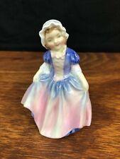 """Royal Doulton """"Dinky Do"""" Woman Figurine Hn1678 circa 1934-1996"""