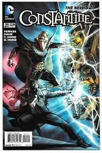 Constantine #3 - 23 (05/2013) DC Comics New 52 Lemire & Fawkes Select an Issue