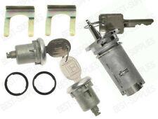 Ignition Lock Cylinder & Door Lock Pair Set W/ Keys for listed Oldsmobile