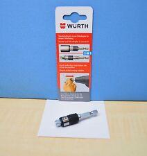 Würth 1/4 pouces porte-outil Embout pour adaptateur 2 en 1 pour Bits et
