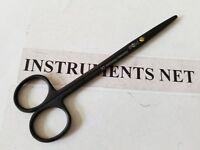 "Metzenbaum Scissors 5.5"" Straight German Stainless Steel CE Surgical"