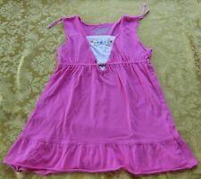 Mudd Top - Pink Sleeveless - Size XL (16)