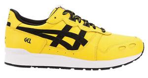 ASICS Men's Gel-Lyte Fashion Sneaker Tai-Chi Yellow/Performance Black Size 8.5