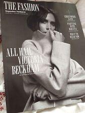 Victoria Beckham Spice Girls Photo Cover Interview Uk Magazine Autumn 2014 New