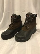 Men's Thermolite WATERPROOF Water BOOTS DUPONT CERTIFIED Sz 8 NICE!!!!