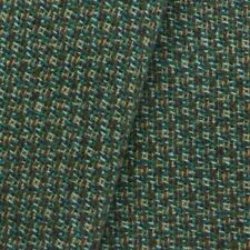 Brown Teal Blue Black Dorr Mill Dyed Wool for Rug Hooking, Applique 7 x 15