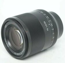 Sony Planar T FE 50mm f1.4 ZA Lens (Used excellent condition)