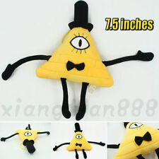 "7.5"" Anime Gravity Falls Bill Cipher Stuffed Plush Toy Doll Otaku Cute Kids Gift"