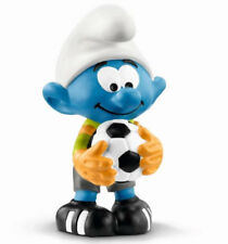 GOALKEEPER SMURF FOOTBALL SMURF NEW FOR 2018 by SCHLEICH THE SMURFS - 20808