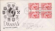 Canadian Stamp Blocks