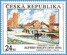 S726-2-2 WORKS OF ART ON STAMPS  SET 2009