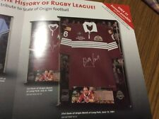 Wally Lewis Original Single NRL & Rugby League Trading Cards