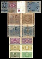 Finlande -  2x  5 - 5.000 Mark - Edition 1939 - 1941 - Reproduction - 13