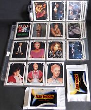 Alien Nation TV Series Full Set of 60 Cards +2 Sealed Packs FTCC 1990 NM+