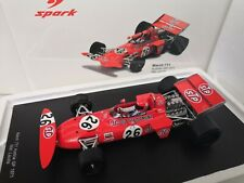 Spark March 711 Niki Lauda 1/18 OVP
