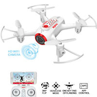Syma X22W HD WIFI FPV Camera Drone 2.4G 4CH 6-Axis Gyro Hover RC Quadcopter