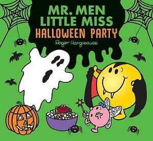 Mr. Men Halloween Party | Adam Hargreaves | Paperback | Brand NEW