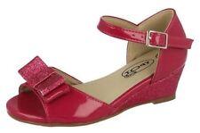Sandales blanches pour fille de 2 à 16 ans pointure 33