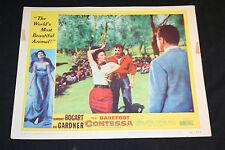 1954 The Barefoot Contessa Lobby Card 54/476 #4 Edmond O'Brien (C-6)