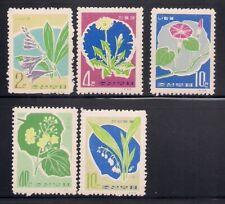 Korea..  1965   Sc # 666-70   MNH  OG   (3-3122)