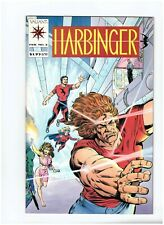 Harbinger #2 ~ coupon Included ~ 1992 9.2 1st Appearance of Rock, Sparrow,