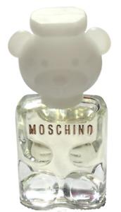 Moschino Toy 2 Perfume Bear .17 oz. Mini Splash