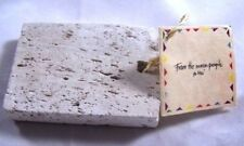 NATURAL VOLCANIC PUMICE STONE GREAT FOR FEET AND HANDS MADE BY MAYAN INDIANS