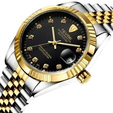 TEVISE Men Brand Watch Fashion Luxury Wristwatch Waterproof Semi-automatic Mecha