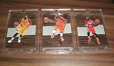 2015-16 Panini Clear Vision Durant Harden Irving Nets BIG 3 3x LOT 📈🔥INVEST