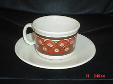Lord Nelson Pottery JEWEL SONG Cup And Saucer
